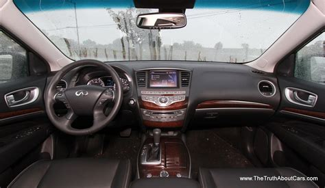 review  infiniti jx video  truth  cars