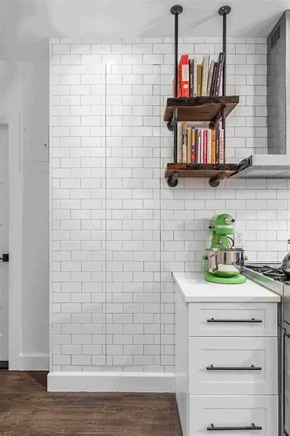 Cabinets Kitchen Sweeten Expanding Trend Walnut Built