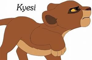Kovu and Kiara's 1st daughter by Azerae on DeviantArt