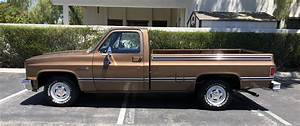 My 1981 Gmc Sierra Grande  Purchased New By My Great Uncle And Garage Kept For Most Of Its Life