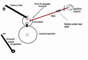 Electrics Help   Starter Solenoid Wiring - Vw Forum
