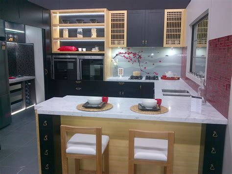 japanese style kitchen design modern japanese kitchen given the touch of european style 4891