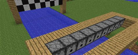 How To Make A Boat Race In Minecraft by Mario Cart Boat Race Minecraft Project