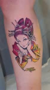 portrait   tattooist   nice young man