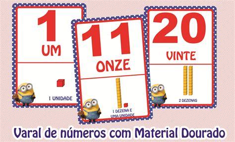 numerais 0 a 20 turma da colorir 1 10