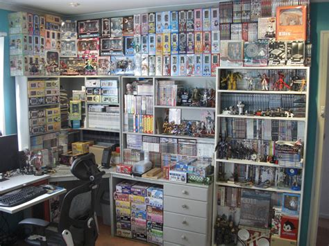 otaku room before and after