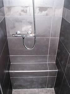 Banc Salle De Bain : d co salle de bain douche banc int gr recherche google salle de bain pinterest searching ~ Teatrodelosmanantiales.com Idées de Décoration