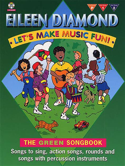 Parents have their own page for event news, encouragement, and additional resources. LET'S MAKE MUSIC FUN! THE GREEN SONGBOOK (BOOK/CD)   All Year Round Songbooks   IMP10077A