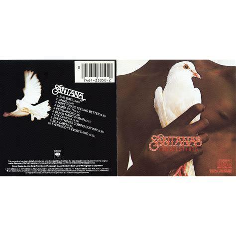 Santana's Greatest Hits  Santana Mp3 Buy, Full Tracklist