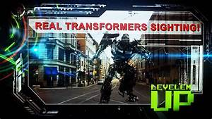 Real Transformers Sighting