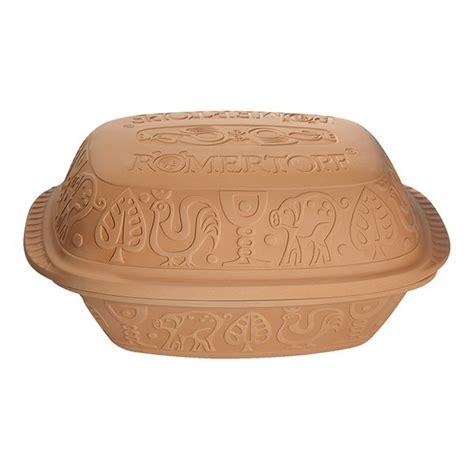 cocotte ovale en terre cuite 39 cm 6 personnes r 246 mertopf
