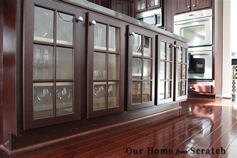 window pane kitchen cabinet doors our home from scratch