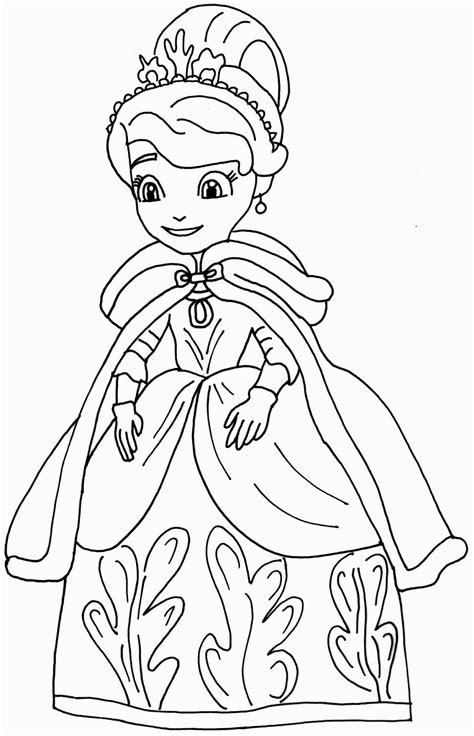 sofia   coloring pages  coloring pages  kids