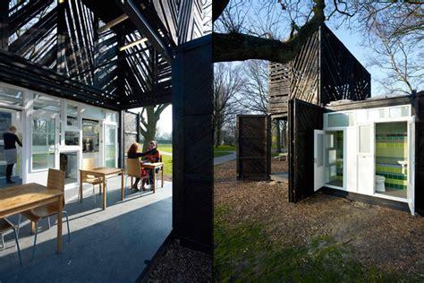 café bureau noorderparkkamer cafe by bureau sla overtreders w