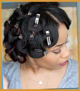 Pin Curls Look Amazing On Natural Hair
