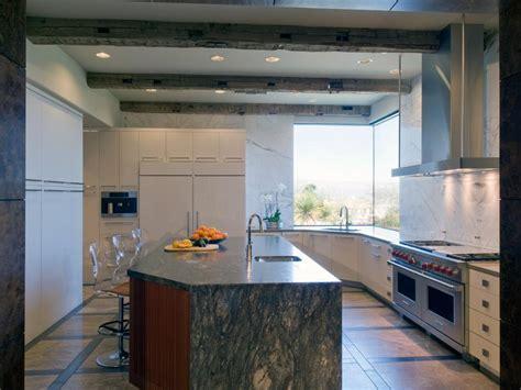 kitchen island waterfall search viewer hgtv 2042