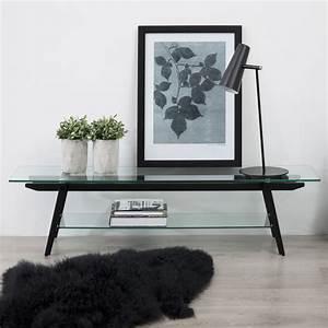 Tv Tisch Aus Glas : tisch aus glas metall architektonischem look haus design und m bel ideen ~ Bigdaddyawards.com Haus und Dekorationen