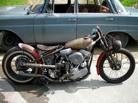 Rat Rod Motorcycle On Pinterest