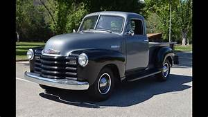 Sold  1950 Chevy Thriftmaster Pickup  Ca