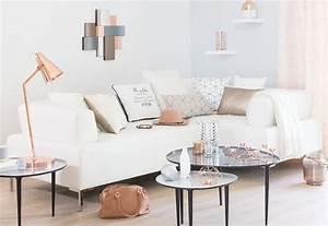 10 idees deco pour votre interieur cet automne With couleur tendance pour salon 8 10 coussins pour un salon scandinave cocon de decoration