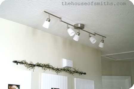 ikea kitchen lighting ceiling how to install a new lighting fixture homes 4548