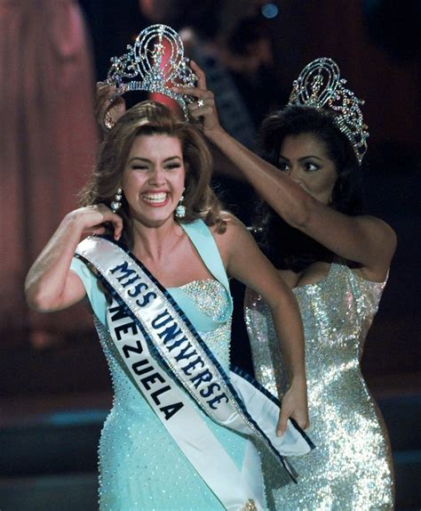 miss universe alicia machado former trump donald venezuela universo 1996 weight she el 1995