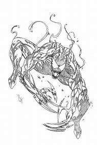 carnage coloring pages Best Carnage Drawings   ideas and images on Bing   Find what you  carnage coloring pages