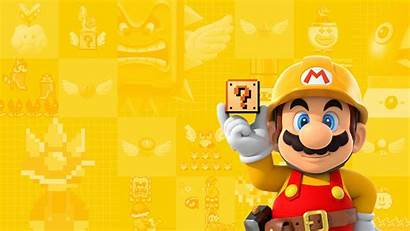 Mario Maker Wallpapers Resolution Backgrounds 1145 Games