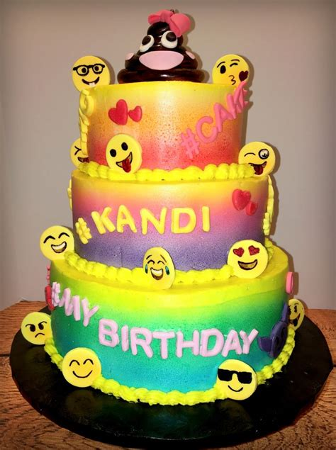 emoji birthday cake emoji birthday cake emoji cake