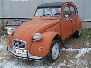 Vente Privée Voiture : d p t vente restauration de voitures anciennes vente 2cv vaucluse orange france ~ Gottalentnigeria.com Avis de Voitures
