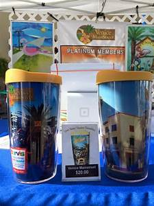 Venice MainStreet has these customized cups made by Tervis ...