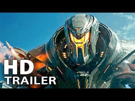 PACIFIC RIM 2 - Trailer (2018) - YouTube #youtube #movies ...