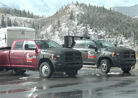 2018 Ram Hd 3500 And 4500 Spied In The Wild