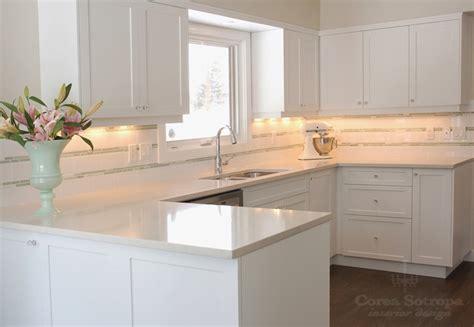 white shaker cabinets with quartz countertops white kitchen contemporary kitchen corea sotropa
