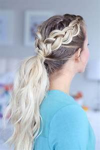 day to braid hairstyles 2 ways to wear them