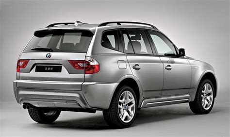 Suv Bmw X3 2011 Xdrive20d And Xdrive35i Indonesia