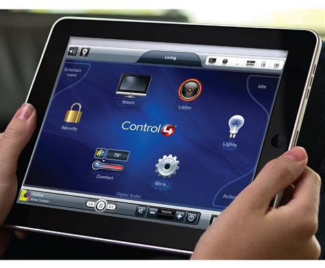 Top Ipad Home Automation Apps To Have Modern Remote