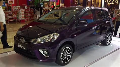 In Depth Tour Daihatsu All New Sirion A/t (2018