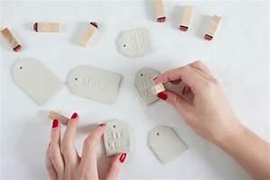 Lufttrocknende Modelliermasse Ideen : diy clay anh nger f r geschenke aus der k che we love ~ Lizthompson.info Haus und Dekorationen