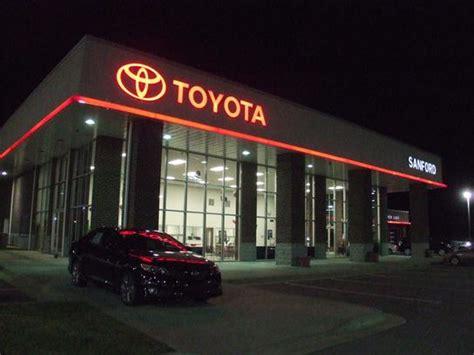 Fred Toyota by Fred Toyota Of Sanford Sanford Nc 27332 Car