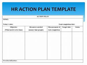 human resources action plan template - strategic planning action plan template images template