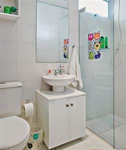Décoration D Une Petite Salle De Bain : d corer et am nager un petit appartement de 3 pi ces ~ Zukunftsfamilie.com Idées de Décoration