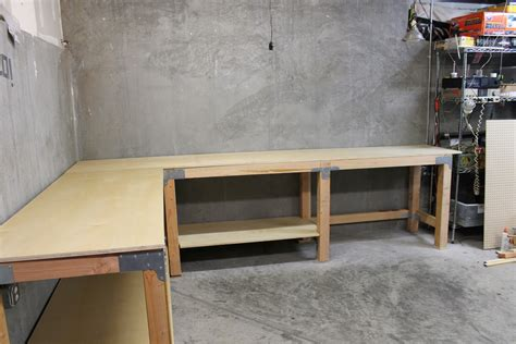 small kitchen islands diy custom garage workbench renocompare
