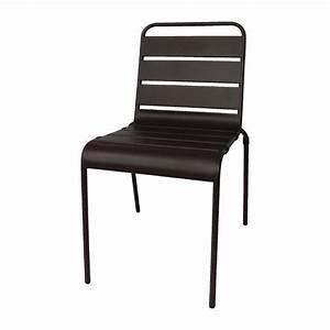 Outdoor Möbel Günstig : outdoor stuhl krista 210st schwarz metall g nstig kaufen m bel star ~ Eleganceandgraceweddings.com Haus und Dekorationen