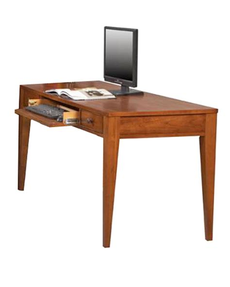 desk with keyboard drawer winners only writing desk with center keyboard drawer wo