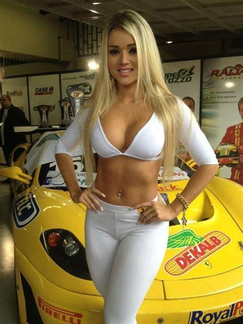 Car Show Hot Blonde Girls Hot Blondes Blonde Girl