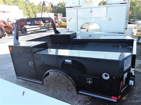 pj truck beds gt  foot utility steel bed qty  fleetco builds