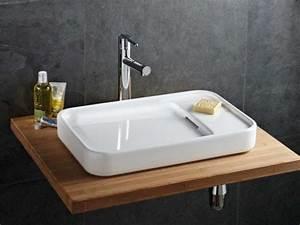 Leroy Merlin Vasque À Poser : top 25 best vasque poser ideas on pinterest lavabo ~ Melissatoandfro.com Idées de Décoration
