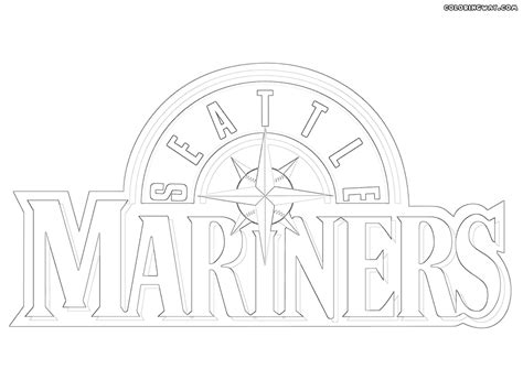 mlb logos coloring pages coloring pages