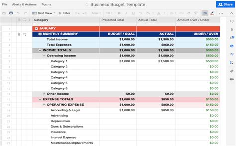Thankfully, we've created an excel project budget template (click the link to download) that can help speed up your workflow. Free Budget Templates in Excel | Smartsheet